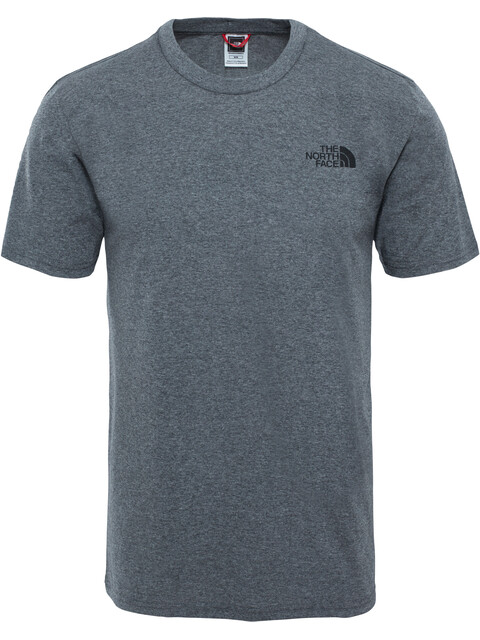 The North Face Simple Dome - T-shirt manches courtes Homme - gris